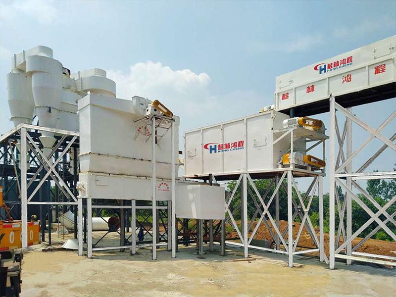 HC大型氢氧化钙生产线