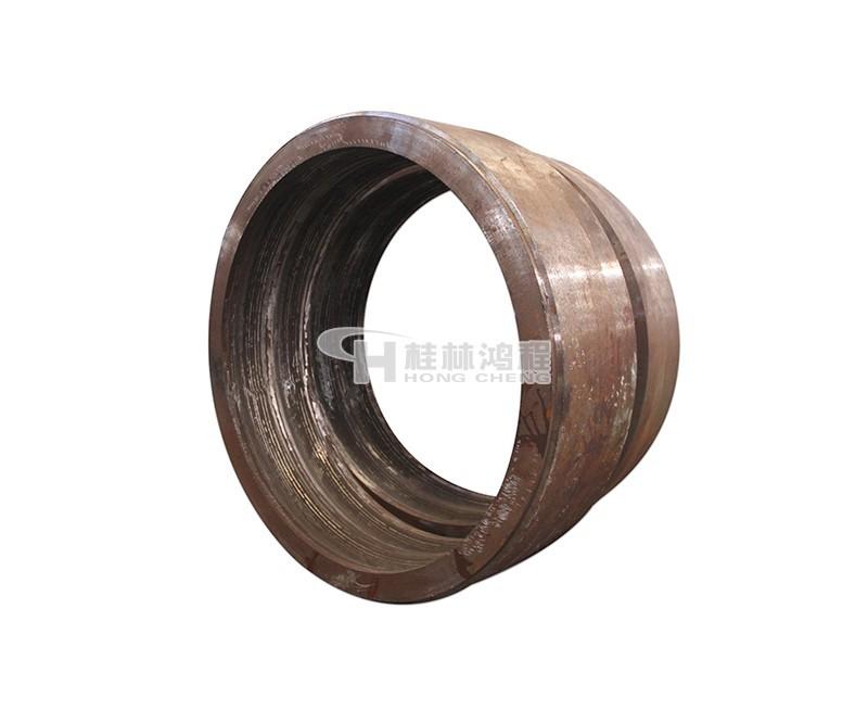 环辊磨磨环堆焊