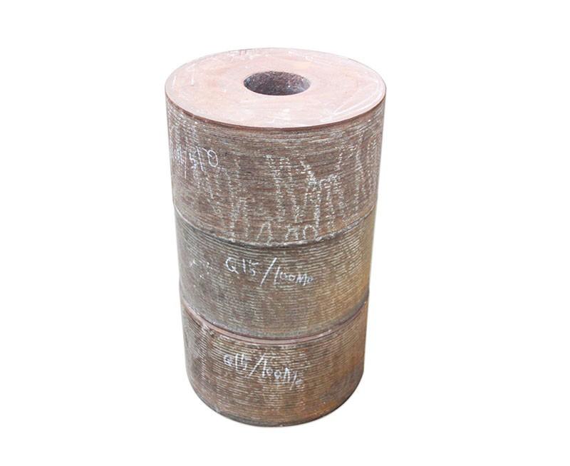 辊压机堆焊