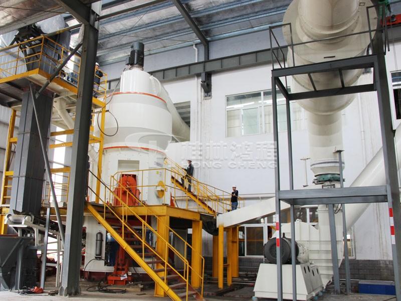 铝矿石400目立磨机设备