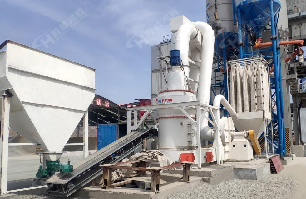 桂林鸿程HCQ1500石灰石项目案例