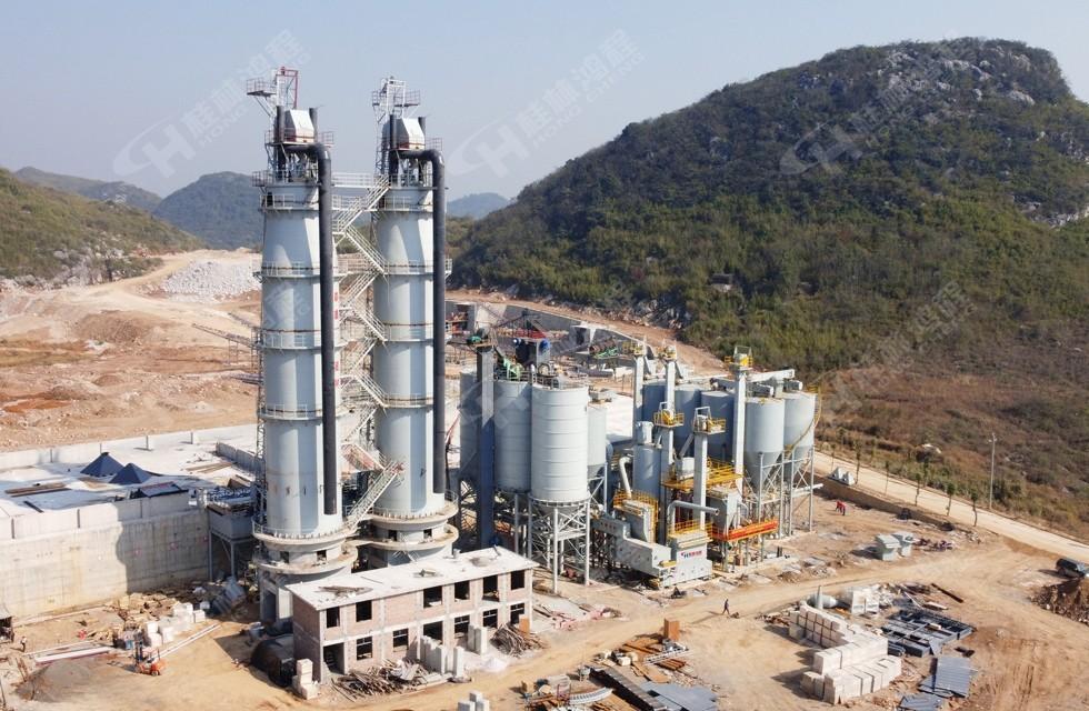 食品级氢氧化钙生产技术及应用领域