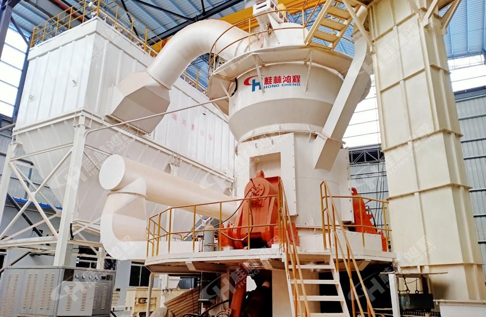 桂林鸿程HLM2000锰矿项目案例