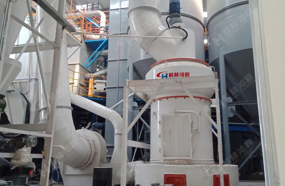 桂林鸿程氢氧化钙生产线福建客户案例:hcq1500新型灰钙机介绍