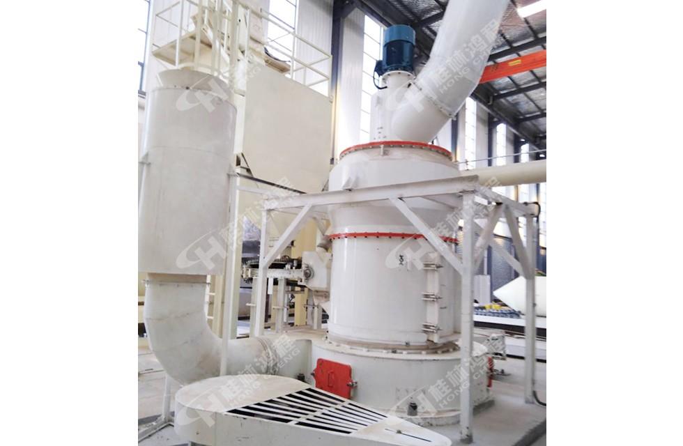 HCQ1500铝矾土熟料雷蒙磨生产线180-200目河南郑州新密
