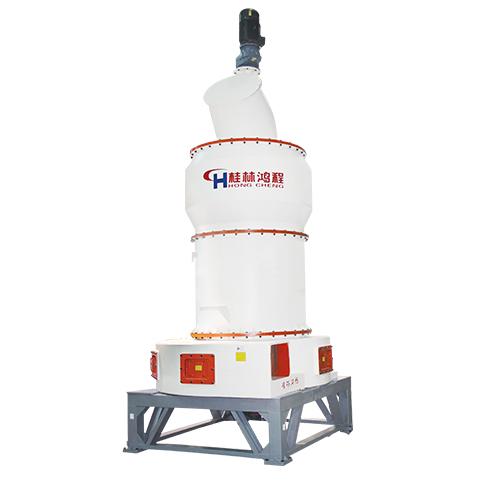 石灰石雷蒙磨-325目超细矿石磨粉机:HC1500摆式磨粉机主机