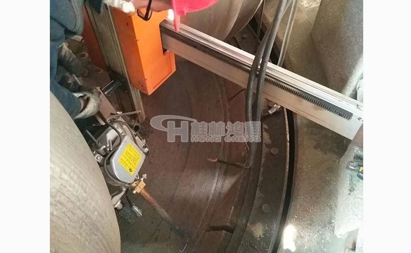 立磨堆焊修复 立磨堆焊 磨盘堆焊