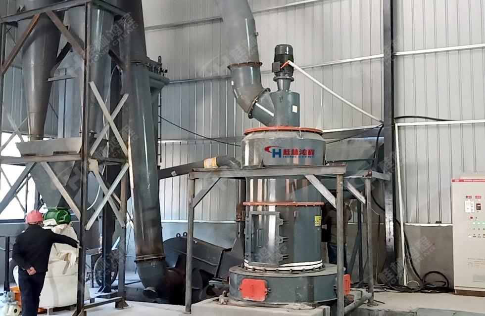 磨粉项目案例:麦饭石磨粉机4r3220雷蒙磨粉机参数