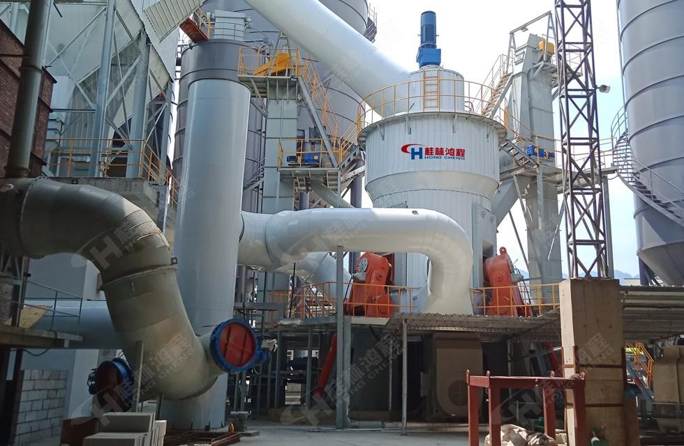 矿粉立磨规格型号和产量