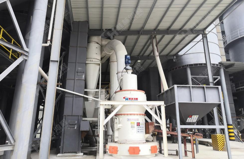 HC1500生石灰磨粉机