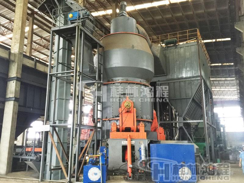 日加工30吨稀土立式磨粉机设备