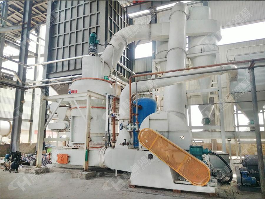 磷矿石雷蒙磨生产线