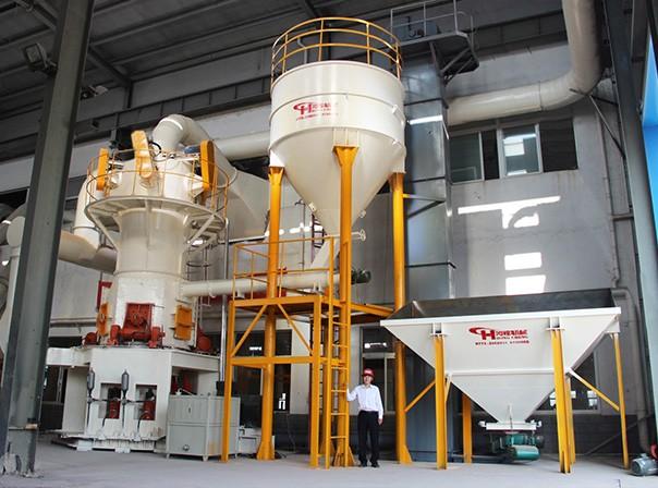 广西某粉体企业年产10万吨超细碳酸钙项目
