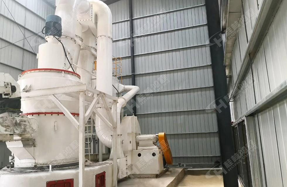 安徽黑滑石磨粉机HCQ1500-1