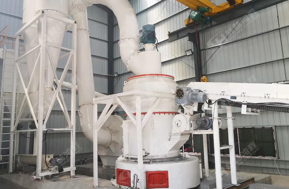 安徽黑滑石磨粉机HCQ1500-2